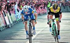 Clasificación de la Vuelta Ciclista País Vasco 2018