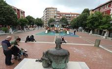 Dos empresas optan a levantar la cubierta de la plaza San Pedro de Sestao