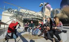 El Guggenheim registra 28.013 visitantes en Semana Santa, un 4% menos que el año pasado