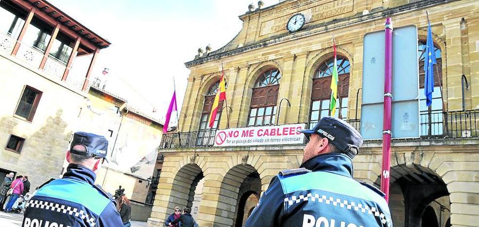 Interior integra a la Policía Local de Haro en el sistema de seguridad 'VioGén'