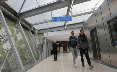 La Línea 3 del metro supera los seis millones de viajes en su primer aniversario
