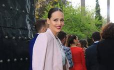 Primera fiesta de Eva González tras el parto
