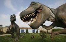Los dinosaurios carnívoros se repartían las presas