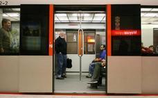 «No hay inseguridad en el metro. Por aquí pasan 150.000 personas cada día»