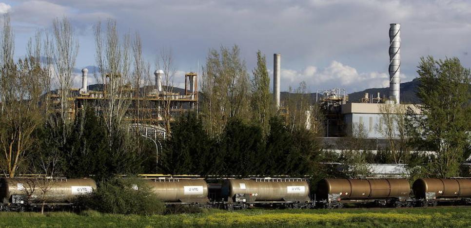 Montefibre se interesa por la adquisición de parte de los terrenos de Rottneros