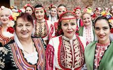 Búlgaras y nunca vulgares