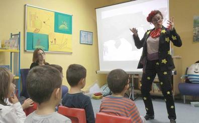 El Día del Libro se reivindica en las bibliotecas de Basauri