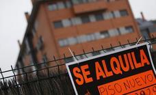 El Gobierno estudia cómo frenar una posible burbuja en el alquiler de vivienda