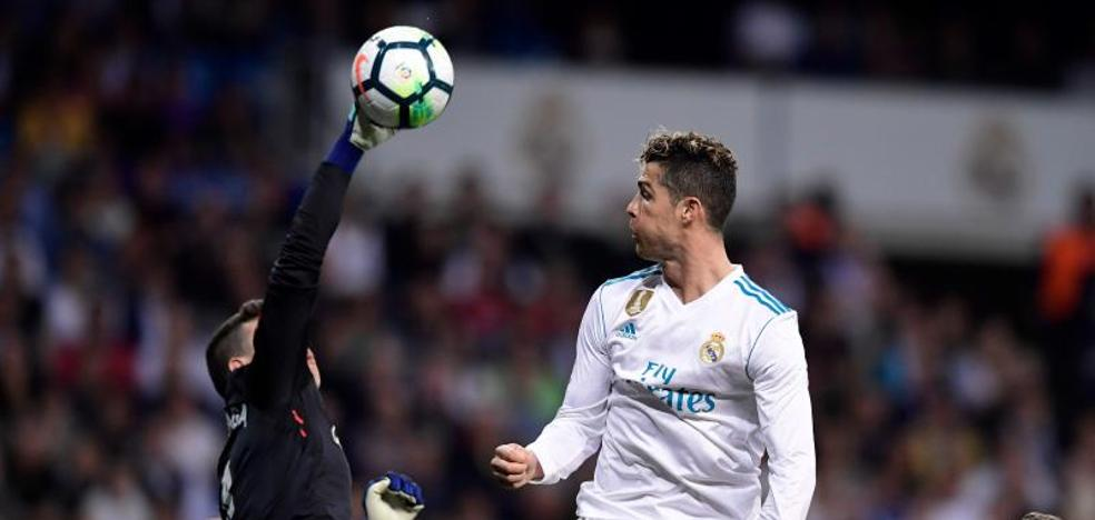 Kepa se doctora en el Bernabéu