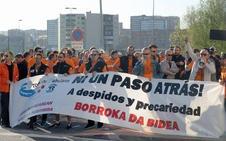 Los trabajadores de Productos Tubulares deciden poner fin a la huelga tras la retirada del ERE