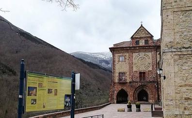 Los senderos del Monasterio riojano de Valvanera
