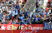 Un doblete de Gerard Moreno complica las aspiraciones europeas del Girona