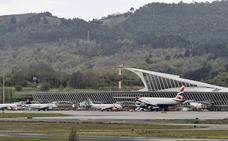 Aena abordará la ampliación del aeropuerto si Loiu mantiene su «espectacular» crecimiento