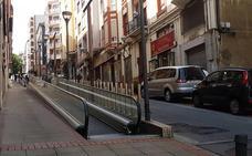 El Ayuntamiento de Sestao reurbanizará La Iberia y remodelará las rampas mecánicas