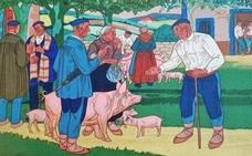 Al rico chorizo: el viejo mercado de tocinos