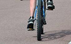 Atropellado un ciclista en Lemoa
