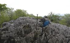 Rutas de montaña: Muñobil/Otsabio (801 m.)