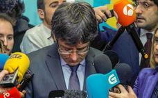 JxCat descarta investir a Puigdemont tras la advertencia del Constitucional