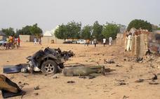 Aumentan a 27 los fallecidos por una cadena de explosiones en el noreste de Nigeria