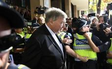 La Justicia australiana procesará al cardenal Pell por pederastia