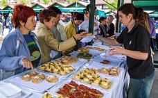 Una degustación de 1.500 pintxos dará sabor a la feria de conservas de Berriatua
