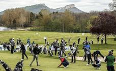 Un torneo internacional pone a Izki Golf y a la Montaña Alavesa en el mapa europeo