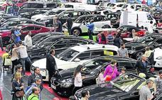 1.800 coches salen a la venta en el BEC