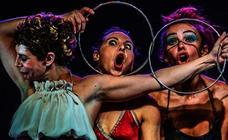El humor femenino irrumpe en el Festival de Clowns de Arrigorriaga