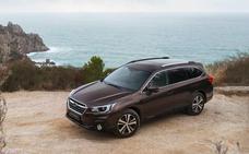 Subaru Outback Executive Plus S, tope de gama