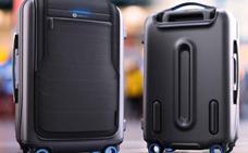 Las maletas inteligentes se quedan sin pilas