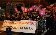 Arriola dice que no se «baraja ninguna otra alternativa» a Asteguieta para realojar a los 'pichis'