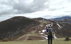 Ruta Pico la Rioja  (1.562 m.), Pico Nevera (1.557 m.) y Bañadero (1.530 m.)