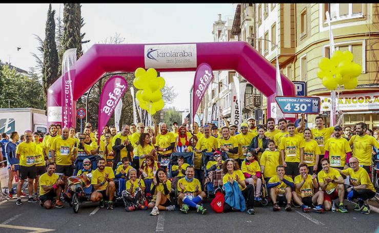Vitoria acoge la fiesta del atletismo con una nueva edición del Maratón Martín Fiz