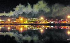 La última fábrica de Bilbao retrasa su salida de Zorroza por un problema urbanístico