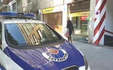 Sorprenden a tres jóvenes cuando asaltaban una cervecera en Basurto