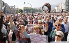 Los pensionistas piden a Urkullu que acuda a la manifestación del 26 de mayo