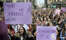 Crece en Euskadi el apoyo a la huelga estudiantil contra la sentencia de 'La Manada'