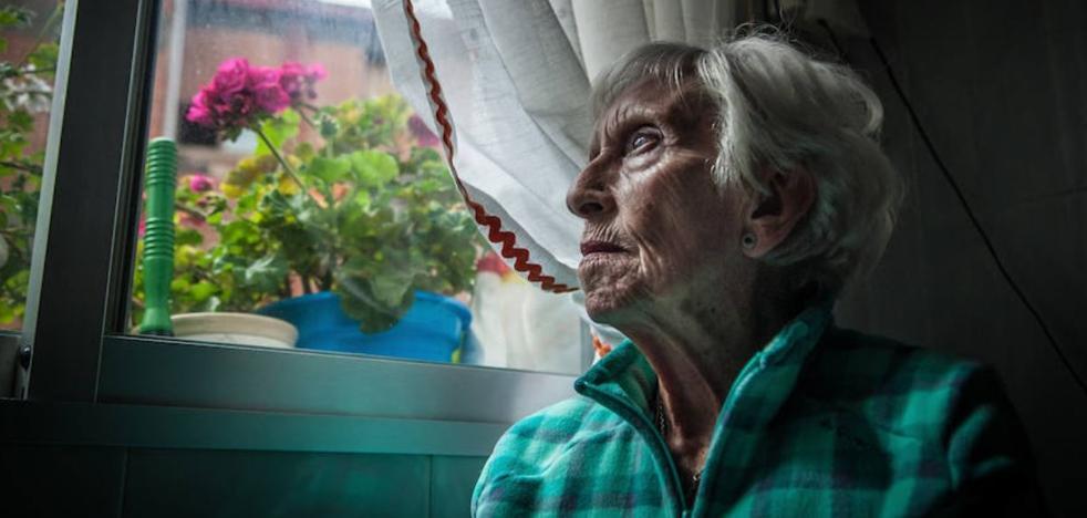 57.171 mayores viven solos en Bizkaia