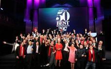 Un millar de invitados en la fiesta en Bilbao de los mejores restaurantes del mundo