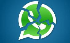 El bulo de la cuenta de WhatsApp bloqueada