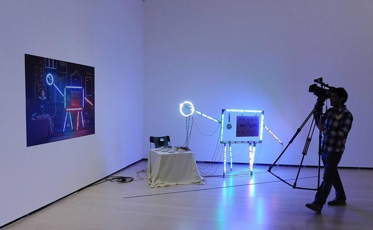 El arte chino, desde Tiananmen hasta las Olimpíadas, en el Guggenheim