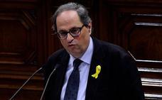 Puigdemont propone a Quim Torra como presidente de la Generalitat