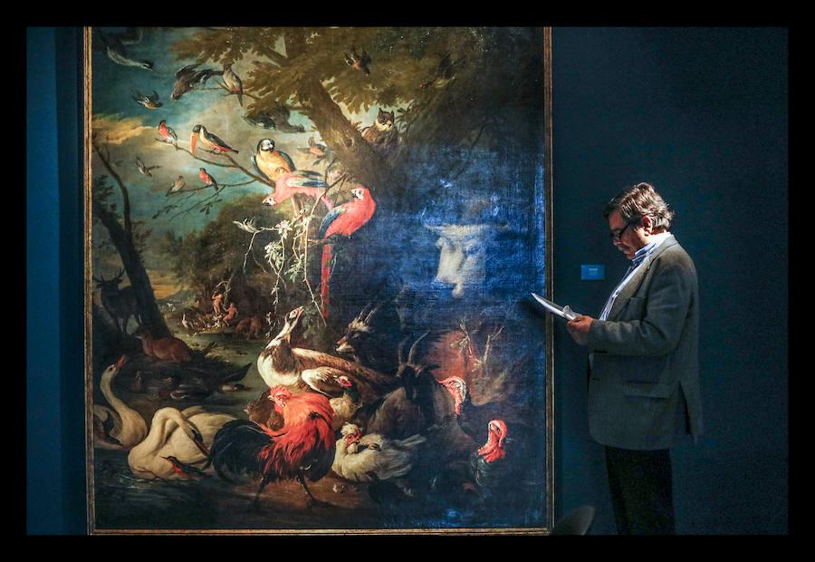 Así es la exposición 'De Rubens a Van Dyck. La pintura flamenca en la Colección Gerstenmaier'