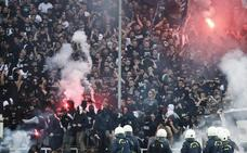 El PAOK gana una Copa de Grecia marcada por la violencia y la polémica