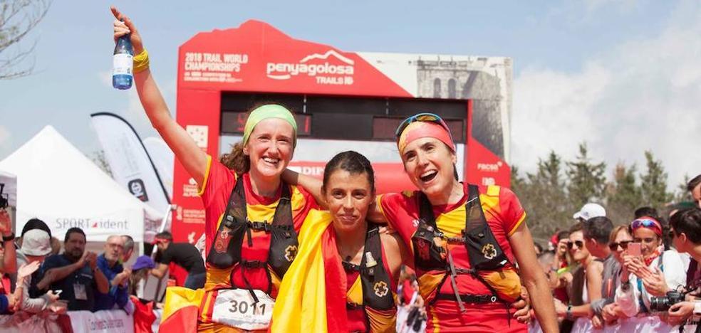 España se exhibe en el Mundial de Trail de Castellón