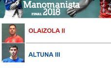 Final Manomanista 2018: fecha y precio de las entradas