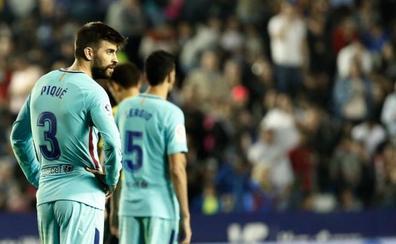 Un palo a tiempo para el Barça del futuro