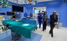 El hospital de Urduliz completa el bloque quirúrgico con seis nuevos quirófanos
