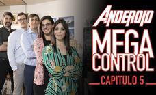 ANDeROID 1x05: ¿un reloj de arena ayuda a ahorrar los datos del móvil?