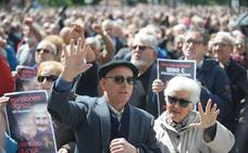 El PNV no logra convencer a los pensionistas para que desconvoquen sus protestas